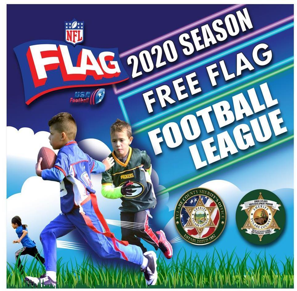 A new Flag Football League coming to Earlimart