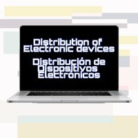 Distribution of Electronic Devices/Distribución de dispositivos electrónicos