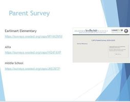 Healthy Kids Survey for Parents