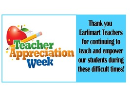 Thank you Earlimart Teachers!
