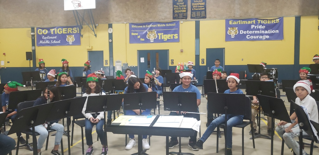 Beginning Band Winter Concert